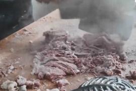 地方特色:河南热羊肉