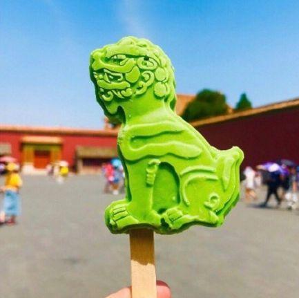 如风营销:故宫雪糕迷倒一大片